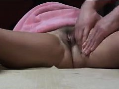 Mature Woman Gets Massaged And Fucked