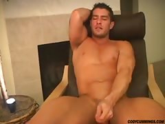 Cody is ready to play with his cock