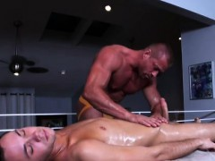 Straighty gets his ass rimmed