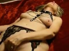 Kinky Woman Masturbating